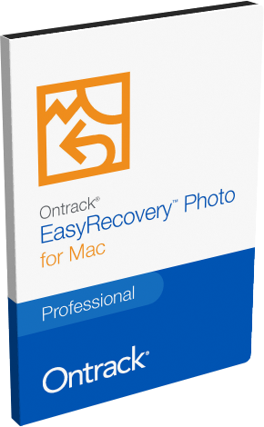 Ontrack EasyRecovery Photo Professional Mac