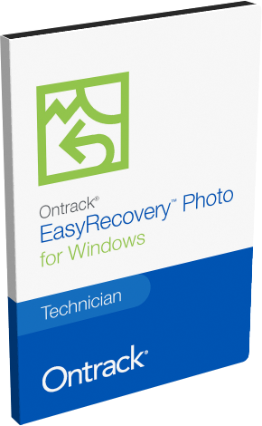 Ontrack EasyRecovery Photo Technician Windows