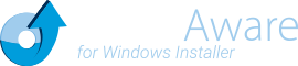 Free Windows installer – MSI installer tool – from InstallAware